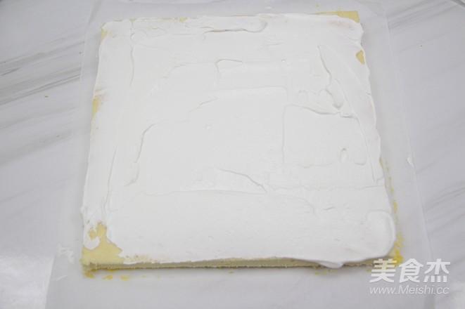 虎皮蛋糕卷的制作方法