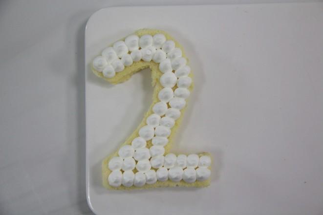 风靡朋友圈的数字蛋糕怎样炖