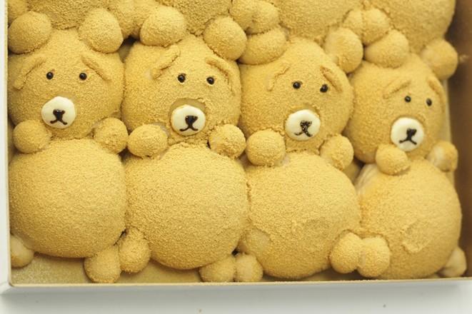 小熊挤挤面包的制作大全