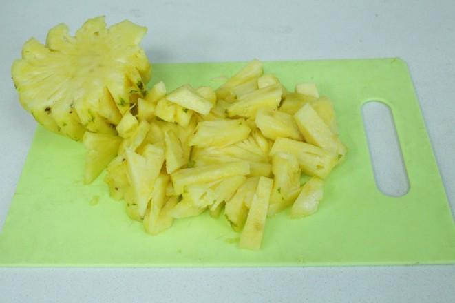 不用开酥快手的——香甜菠萝派的做法大全