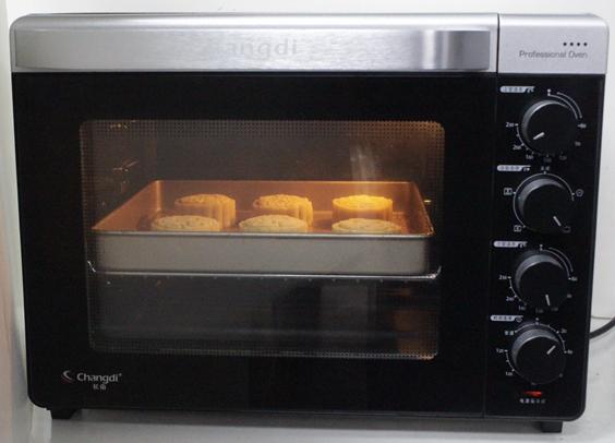 自制经典的五仁月饼怎样煮