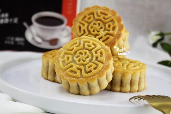 自制经典的五仁月饼的制作