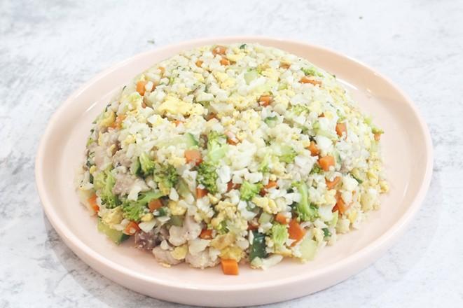 无米炒饭怎么煮
