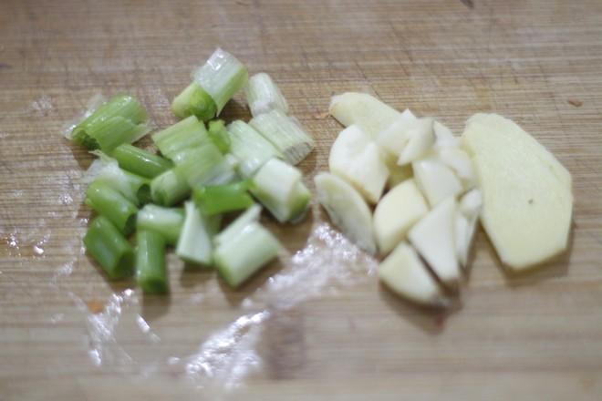 排骨烩饭的简单做法