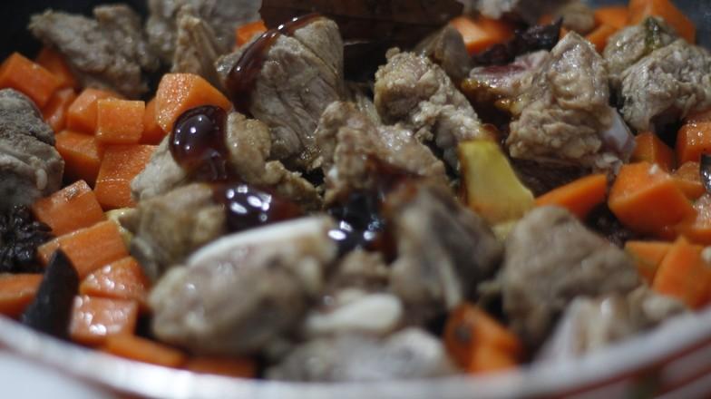 排骨烩饭怎么煮