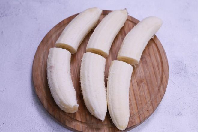 脆皮香蕉的做法大全