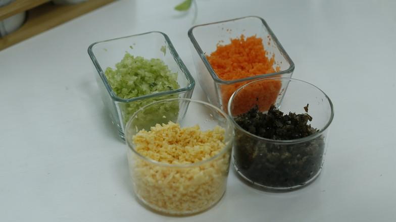四喜蒸饺的做法大全