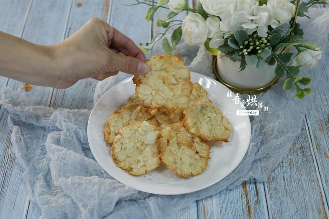杏仁薄饼成品图