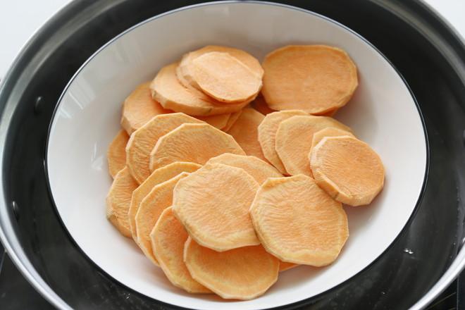 芝士红薯饼(手抓饼版)的做法大全