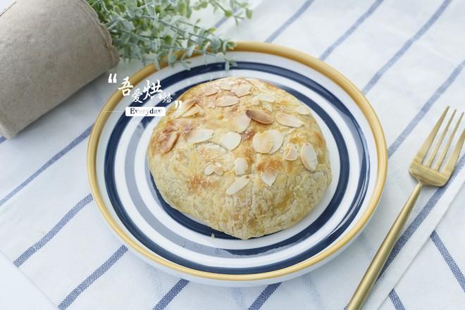 芝士红薯饼(手抓饼版)成品图