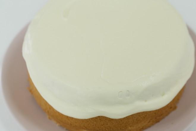 草莓雪崩蛋糕(6寸)的步骤