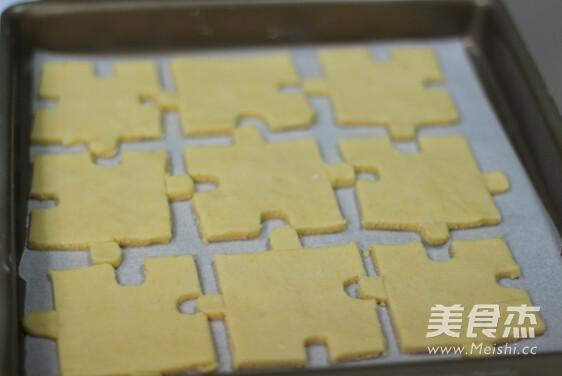 拼图饼干怎么吃