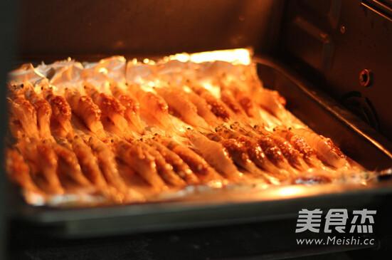 香辣基围虾怎么炒