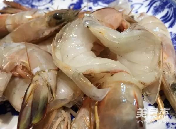 红焖大虾的做法图解