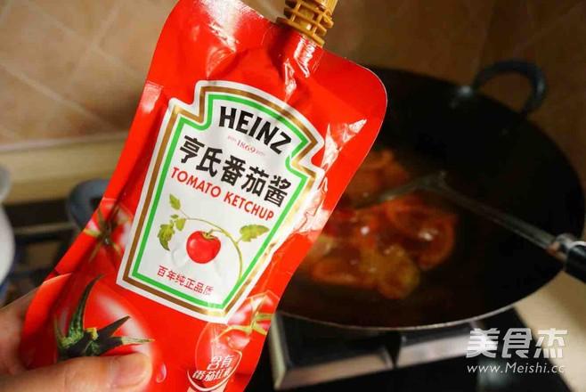 番茄牛肉怎么炒