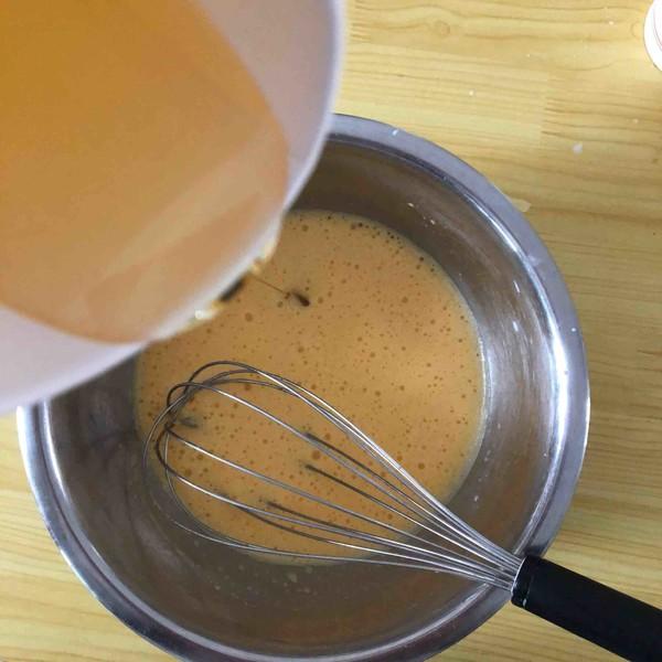 香甜松软的海绵蛋糕的简单做法