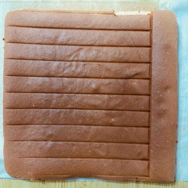 香甜松软的海绵蛋糕的制作