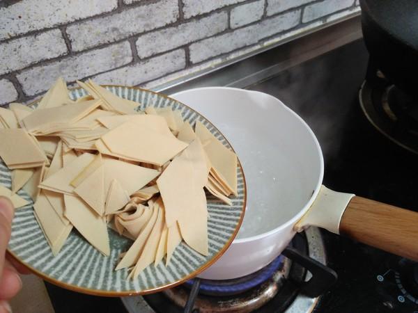 尖椒炒豆皮怎么吃