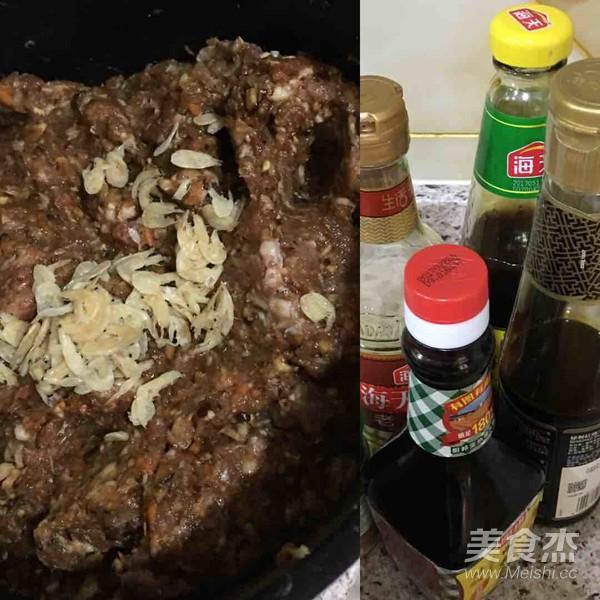 香菇肉包的家常做法