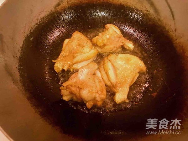 日式照烧鸡腿饭的简单做法