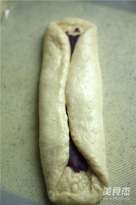 紫薯蛋奶吐司怎么炒