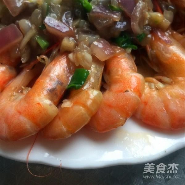 铁板基围虾怎样炒