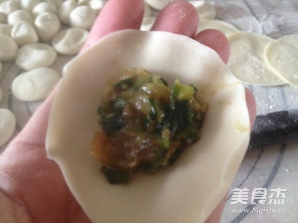 韭菜饺子怎么炖