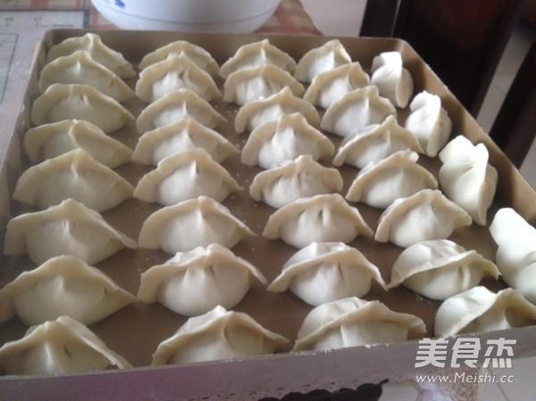 韭菜饺子怎样做