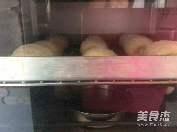 中筋面粉小面包怎样煸
