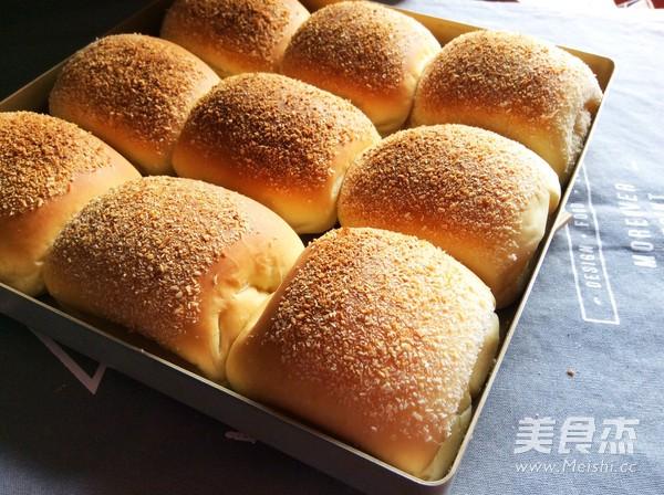 中筋面粉小面包怎样做