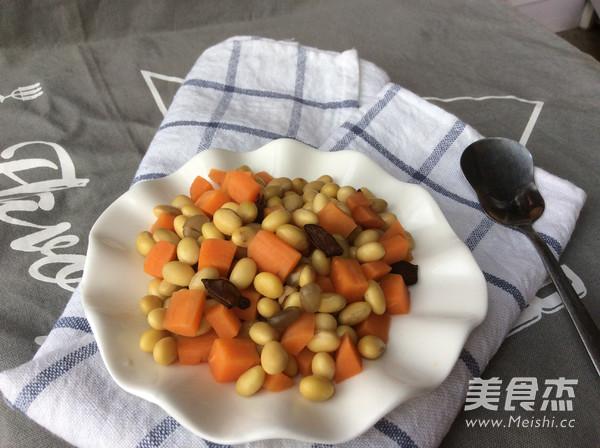 五香黄豆成品图