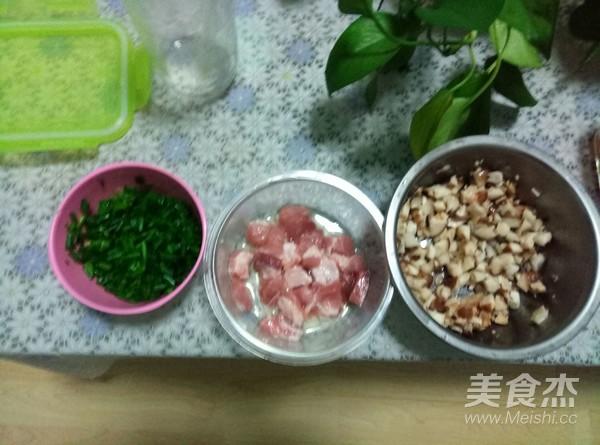香菇胡萝卜瘦肉的做法图解