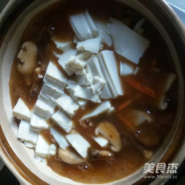 酸辣豆腐汤怎么炒