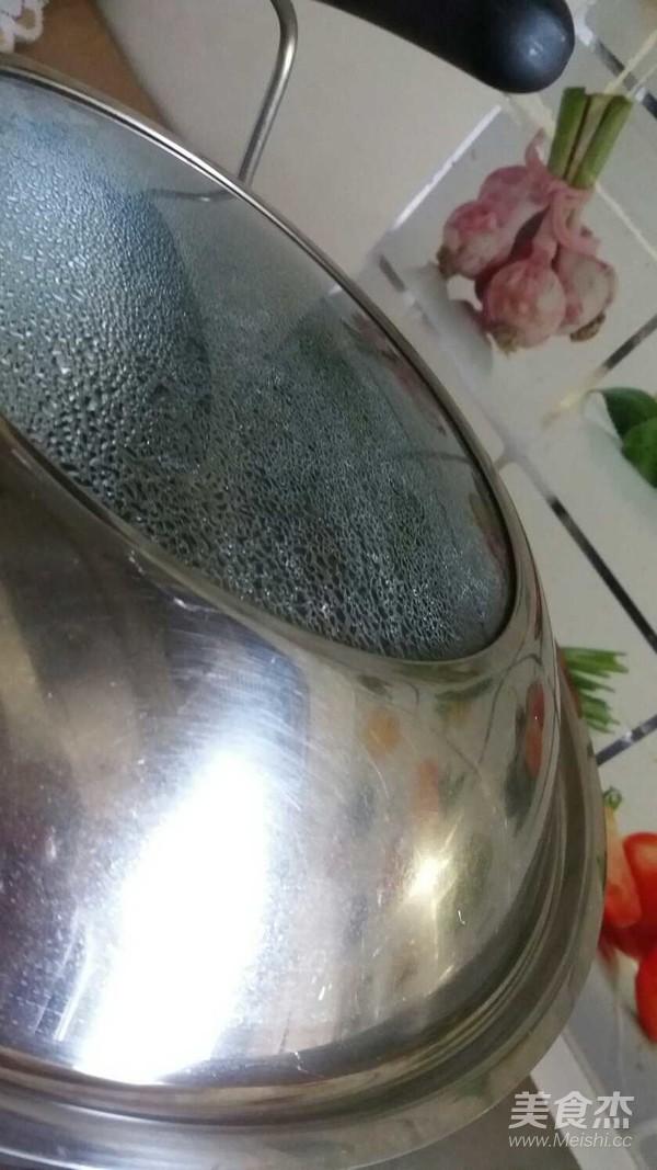 竹笋烤咸菜怎么炖