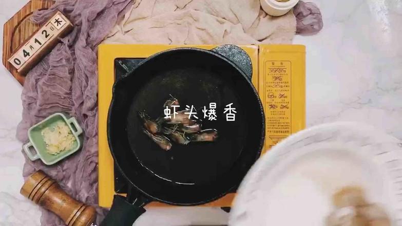 虾仁番茄豆腐汤怎么吃