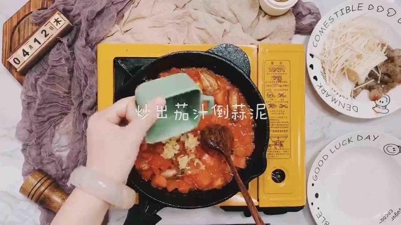虾仁番茄豆腐汤怎么炒