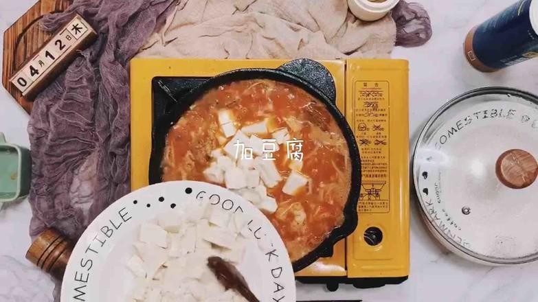 虾仁番茄豆腐汤怎样做
