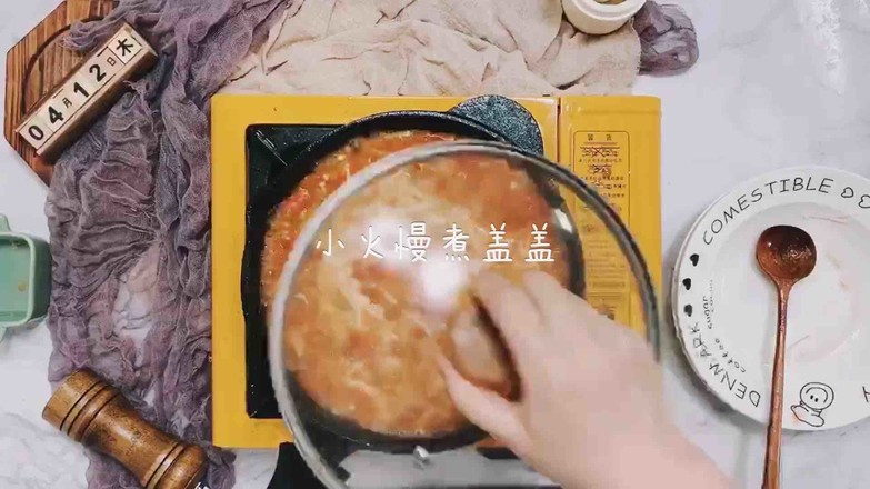 虾仁番茄豆腐汤怎么煸