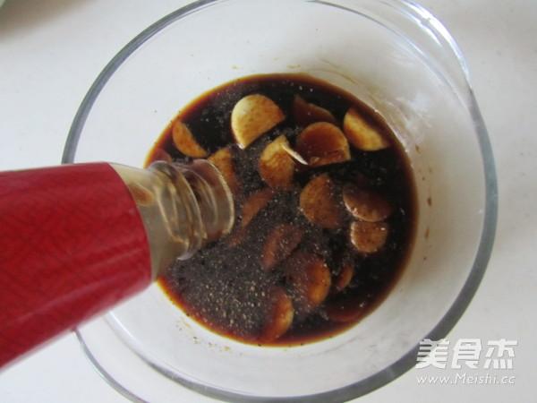 蚝油猪肝菠菜的家常做法