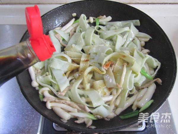 三鲜炒豆丝怎么煮
