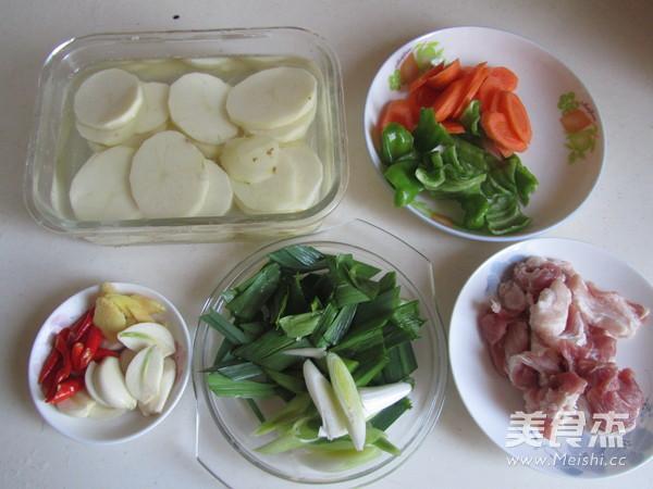 干锅土豆片的做法大全