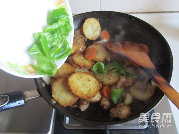 干锅土豆片怎么煸