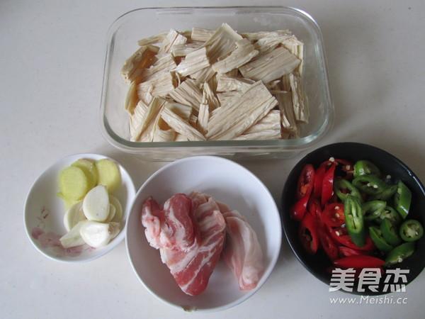 腐竹焖五花肉的做法大全