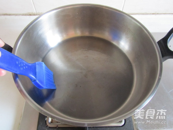 三文鱼鸡蛋卷饼的家常做法