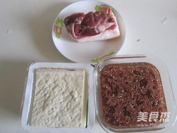 红米豆腐丸子的做法大全