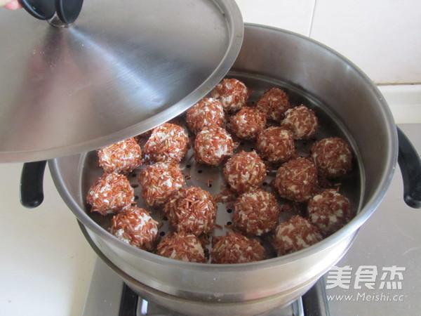 红米豆腐丸子怎么煮