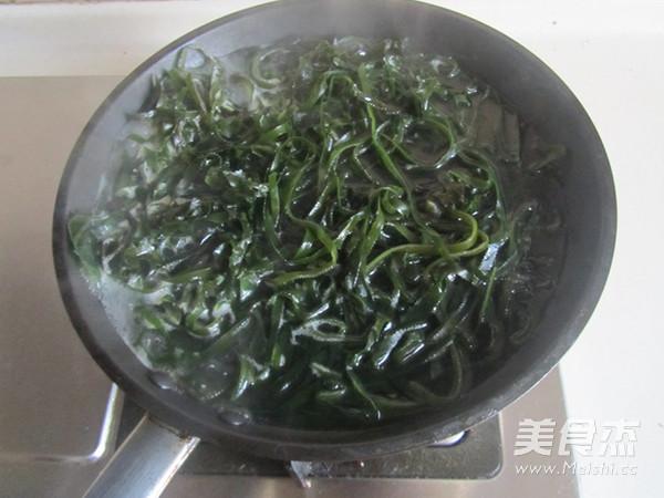 辣炒海带丝的做法图解
