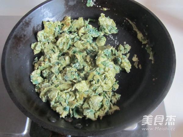 香椿炒鸡蛋怎么炒