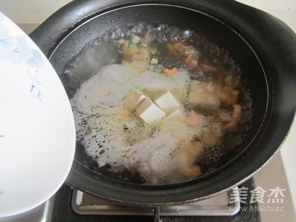 豆腐豆苗肉片汤怎么做