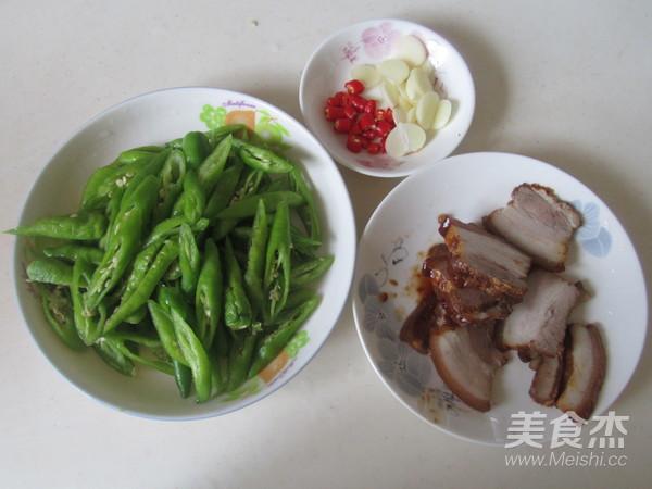 杭椒炒卤肉的做法大全